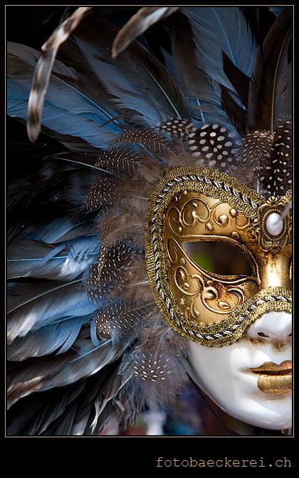 Tag 88 Projekt 365 Venezianische Maske