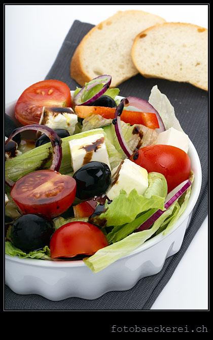 Tag 139 Projekt 365 griechischer Salat