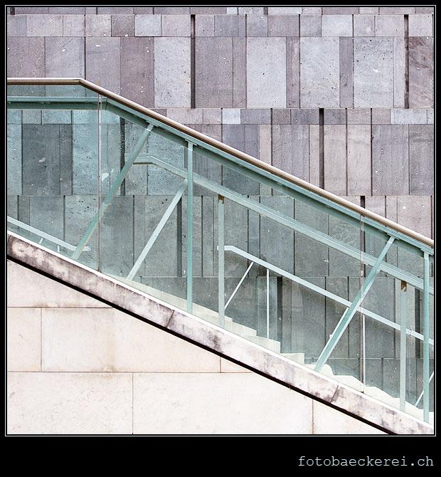 Tag 149 Projekt 365 Museumsquartier Wien Museum Stiege MUMOK