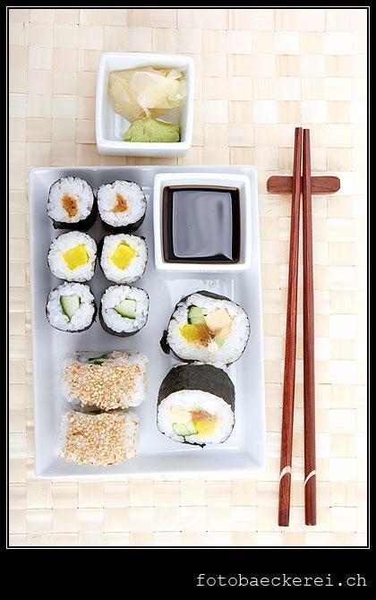 Tag 165 Projekt 365 Maki Sushi