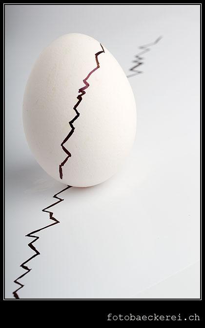 Tag 174 Projekt 365 Risse Ei