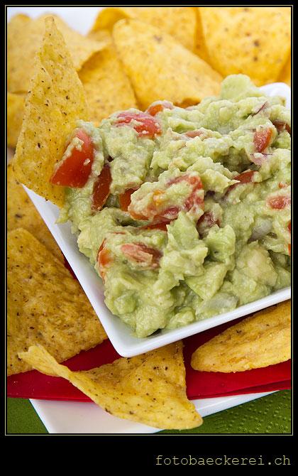 Tag 178 Projekt 365 Guacamole Tortilla chips