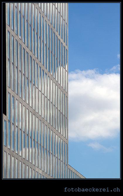 Tag 185 Projekt 365 CS Tower Zuerich