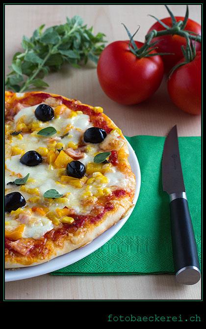 Tag 214 Projekt 265 Pizza