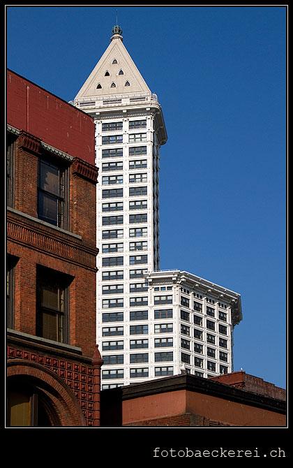 Tag 227 Projekt 365 Seattle Washington Smith Tower