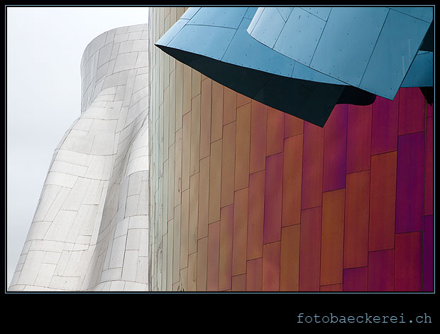 Seattle Washington Experience Music Project