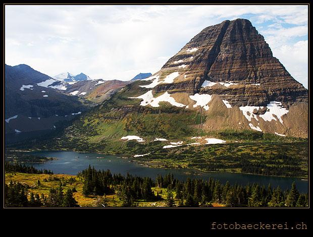 Tag 242 Projekt 365 Hidden Lake Glacier National Park