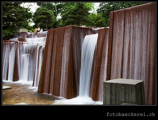 Tag 231 Projekt 365 Portland Ira Keller Brunnen