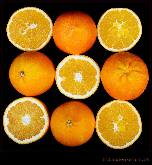 Tag 292 Projekt 365 Orangen