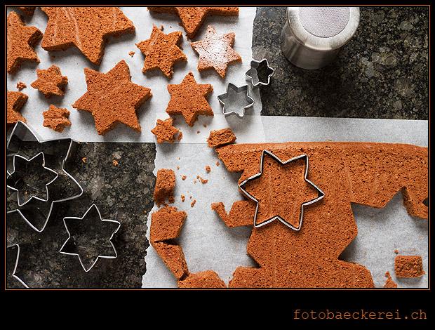 Tag 305 Projekt 365 Brownie Sterne