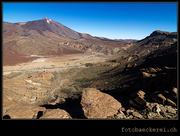 Tag 323 Projekt 365 Caldera Rand, Canadas del Teide, Teneriffa