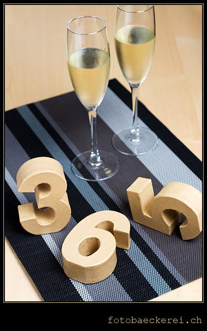 Tag 365 Projekt 365 - das ende der 365 tage mit sekt